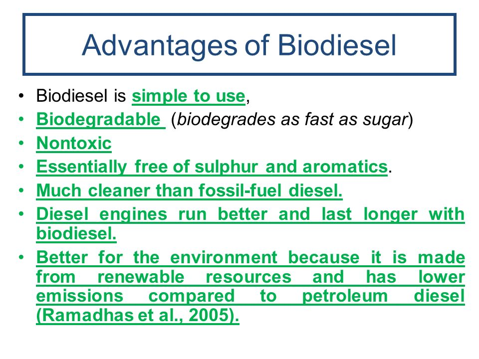 production of biodiesel using transesterification Biodiesel production through non-catalytic supercritical transesterification:  current state and perspectives 273 brazilian journal of chemical engineering .