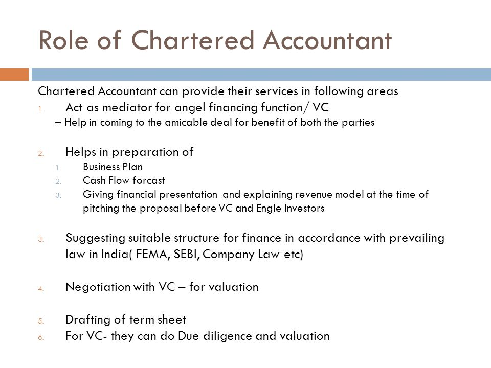 the role of an accountant Accountant general job description sample this accountant sample job description can assist in your creating a job application that will attract job candidates who are qualified for the job feel free to revise this job description to meet your specific job duties and job requirements.