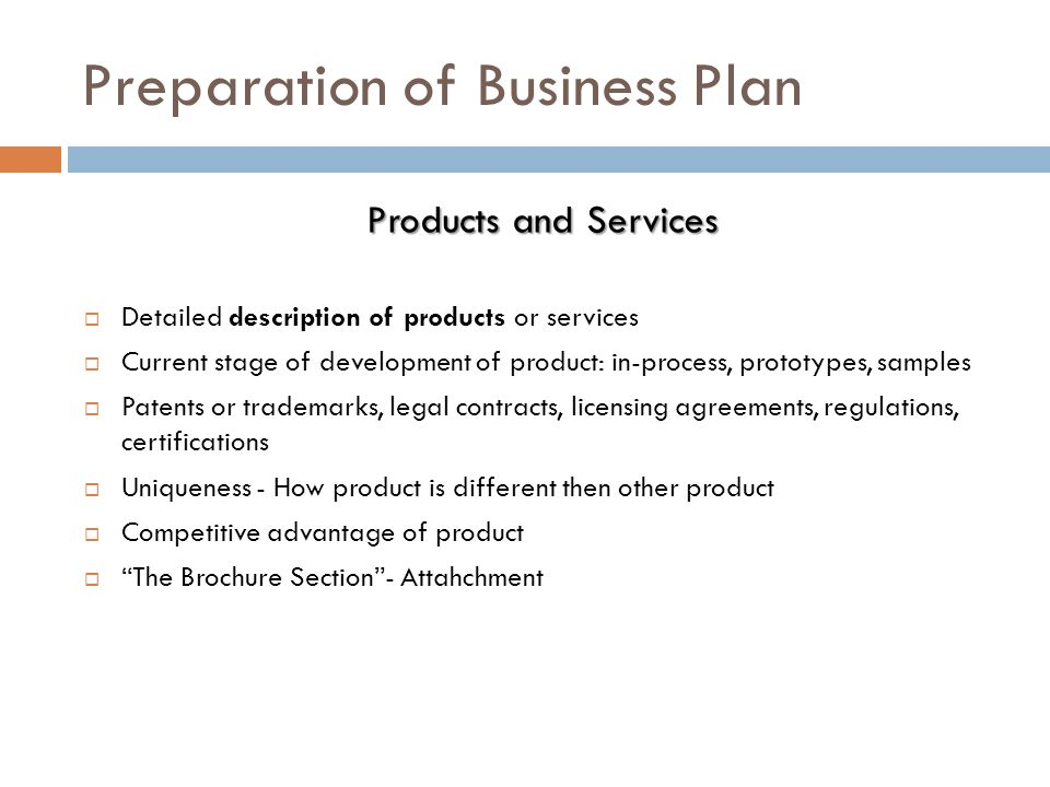 business plan different sections of hell