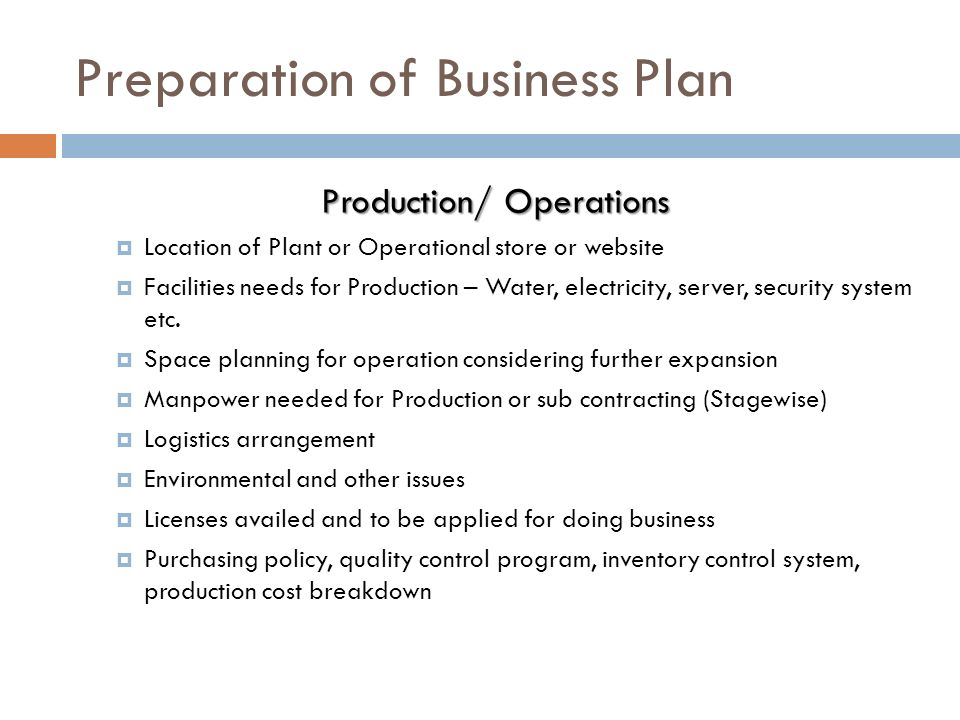 Coffee Processing Business Plan