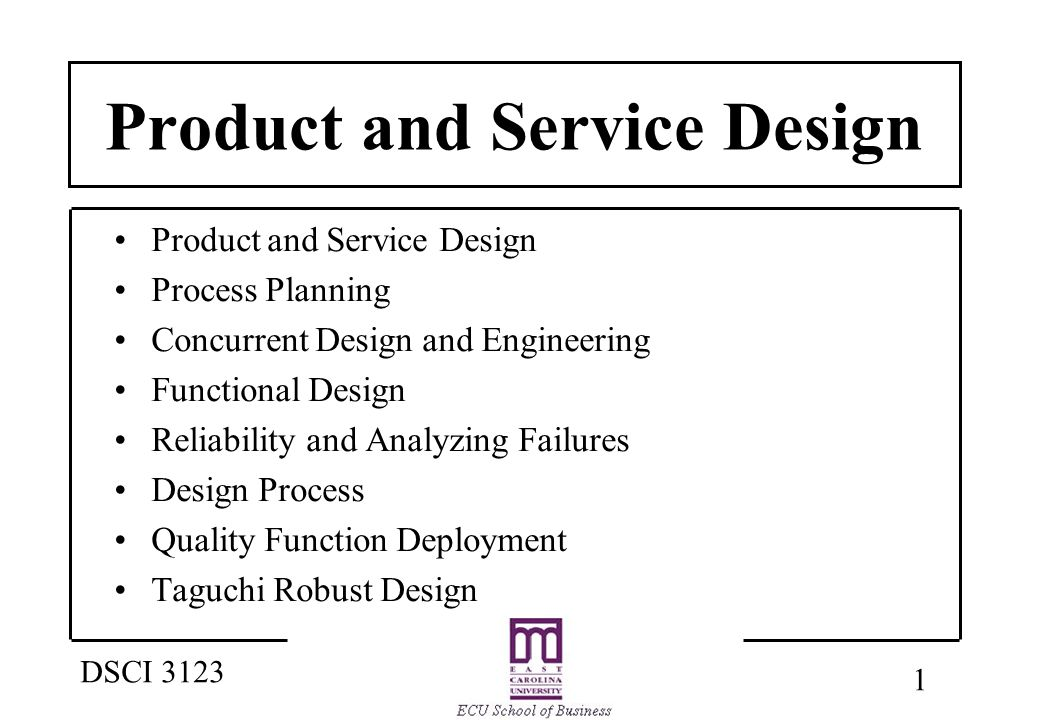 Product and service design ppt video online download for Product design services