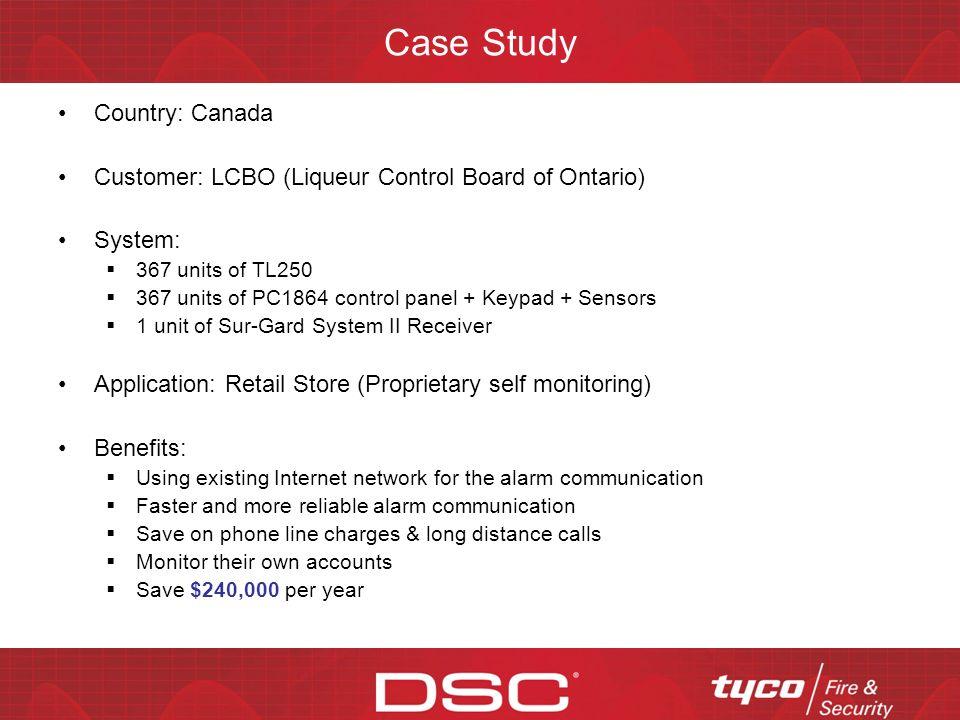 tyco case study answers