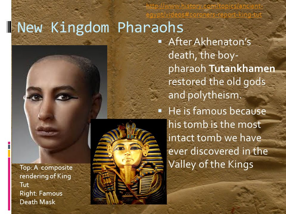 tutankamun research report Scientists finally discover the truth about king tutankhamun in this video we show you what scientists have uncovered about king tutankhamun research.