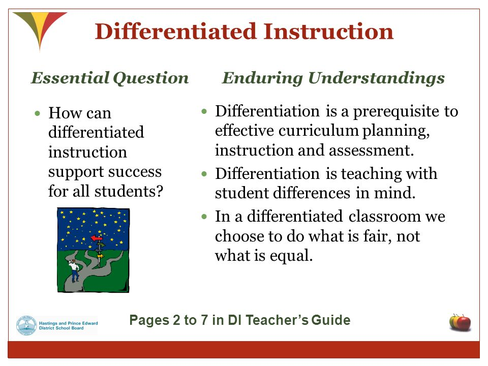 assessment and student success in a differentiated classroom pdf