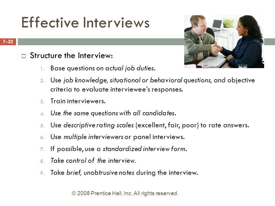 effectiveness of job fairs