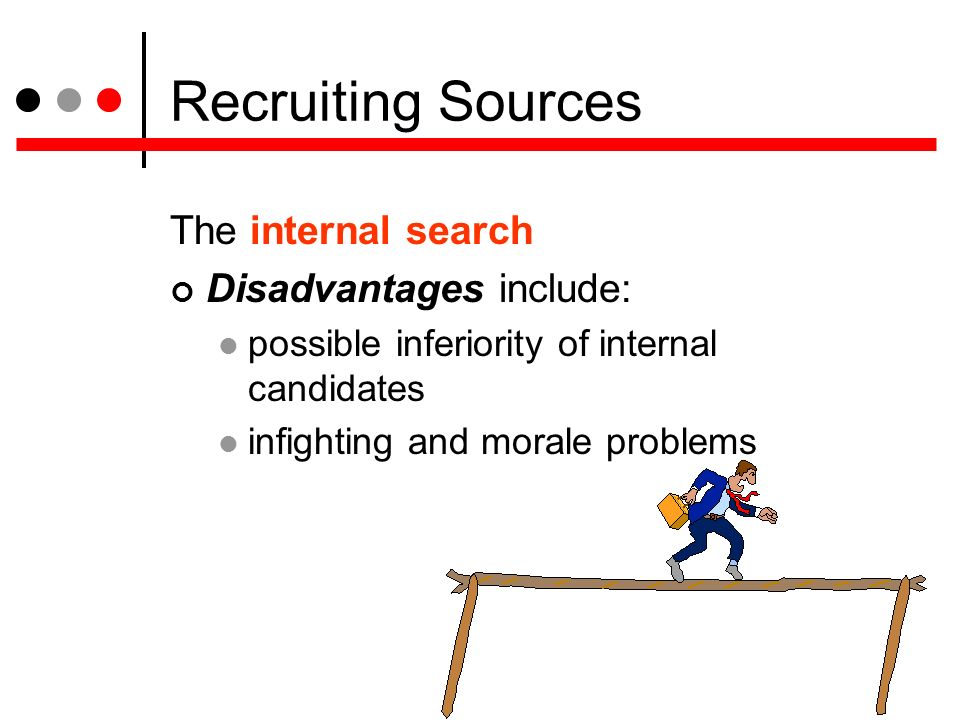 advantages and disadvantages of internal and external recruitment pdf