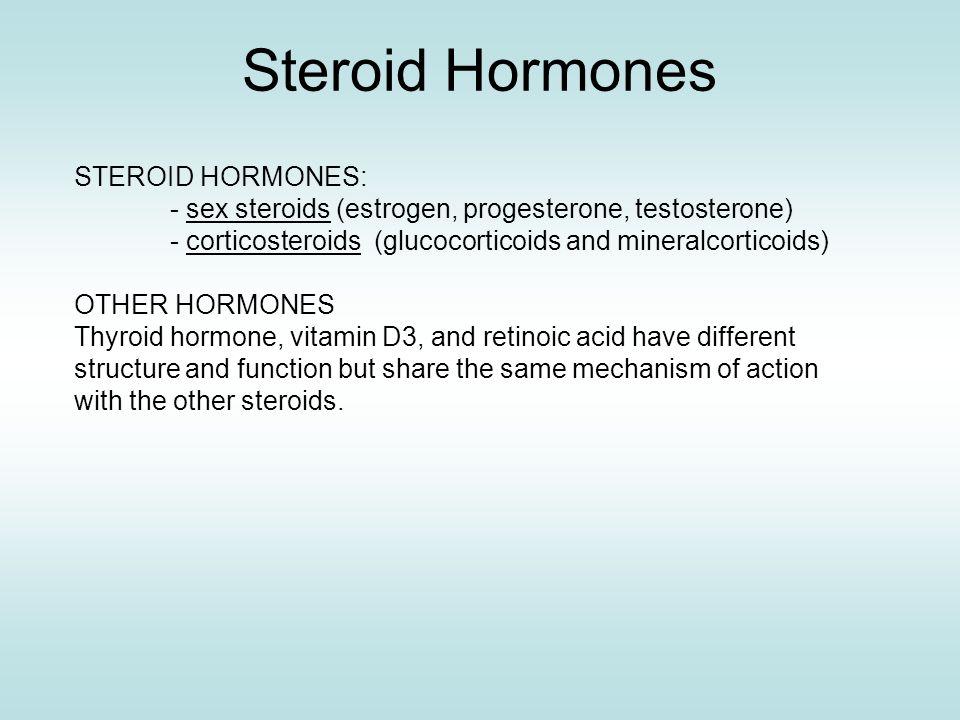 vitamin d3 steroid