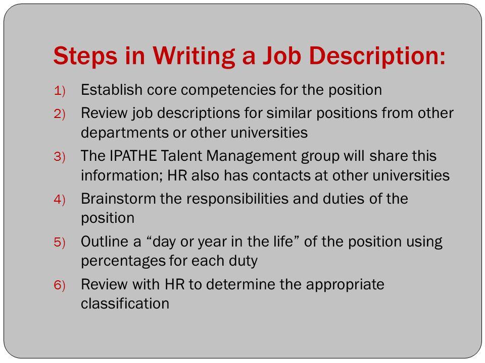 Essay outline for hr duties