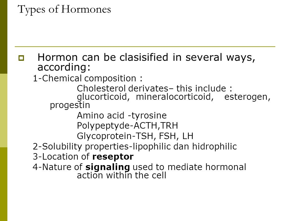hormonul tsh