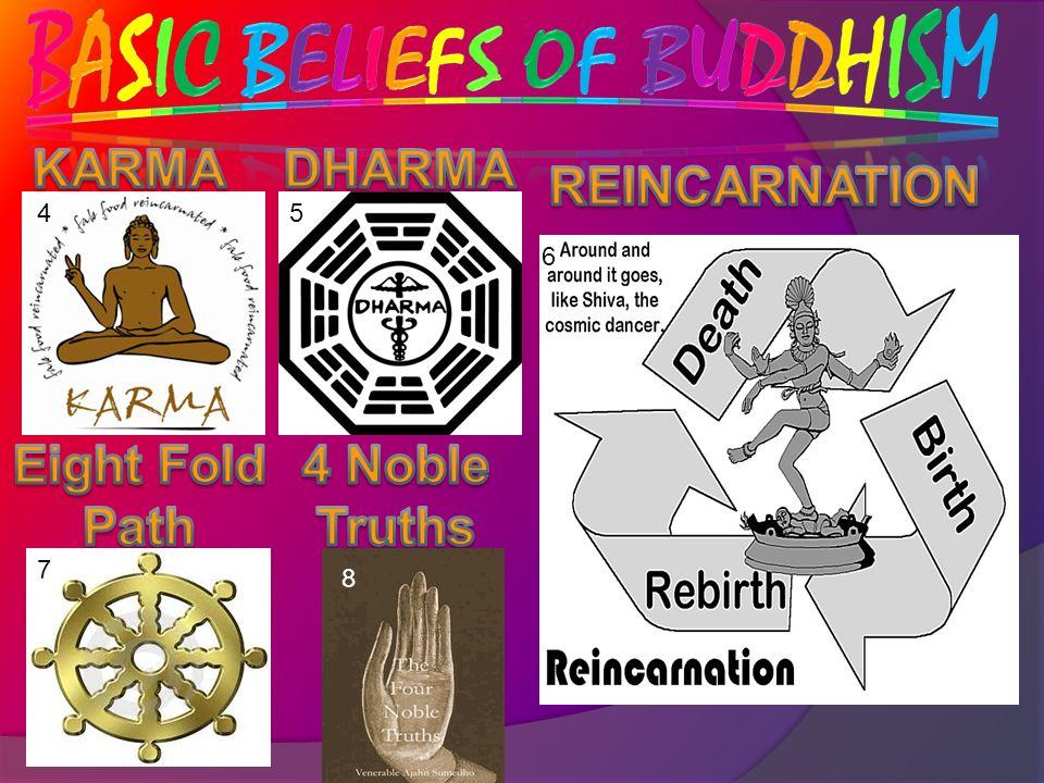 Buddhism Basic Beliefs Dharma Siddhartha Gautama The Four Noble