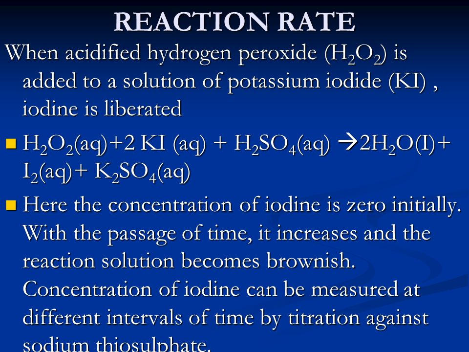 chemical reaction and equilibrium Chapter 14: chemical equilibrium chemical equilibrium what does is mean to describe a chemical reaction as being in a state of dynamic equilibrium what are the characteristics and requirements.