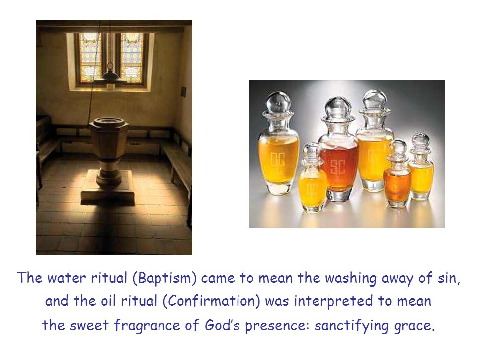 the ritual of baptism god granting grace Second edition catechism of the catholic church  the son of god 92 he was conceived of  on of hands the gift of the spirit that completes the grace of baptism.
