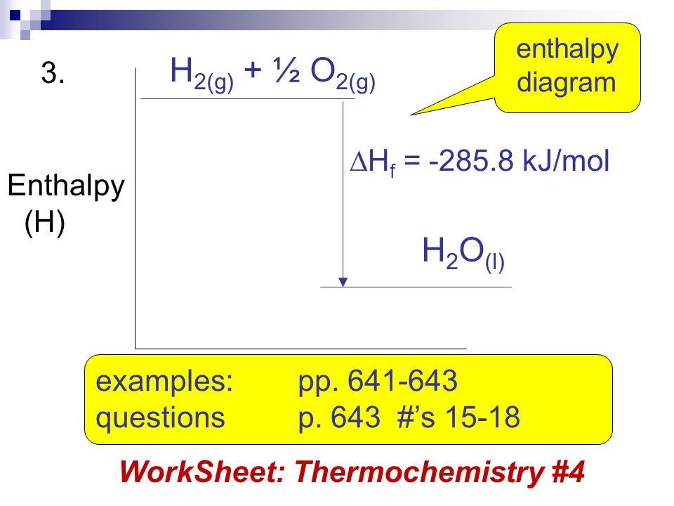 unit 3 thermochemistry ppt video online download. Black Bedroom Furniture Sets. Home Design Ideas