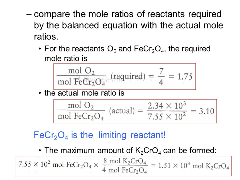 Mole Ratio Formula - The Best Rat Of 2018