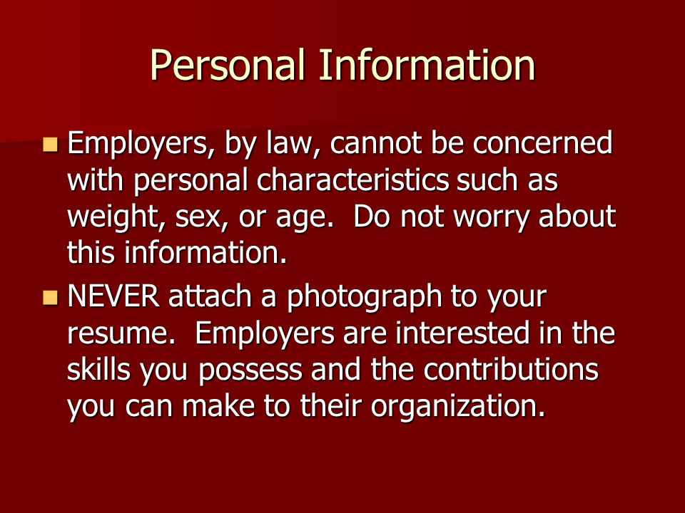 resumes why are they important ppt video online download