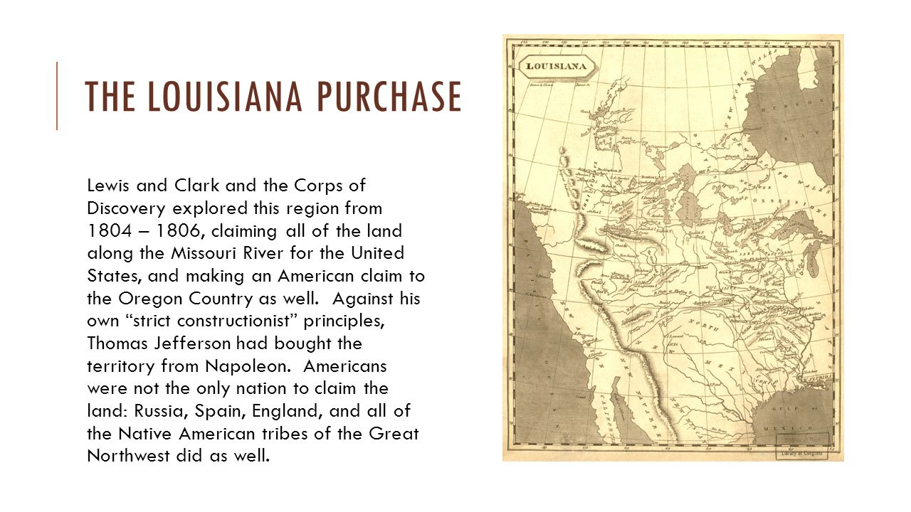 louisiana purchase manifest destiny powerpoint The louisiana purchase has been called the greatest real estate louisiana history study guide powerpoint - louisiana history study guide powerpoint by mrs.