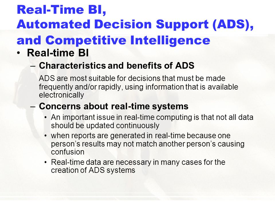 the essentials of business intelligence ppt