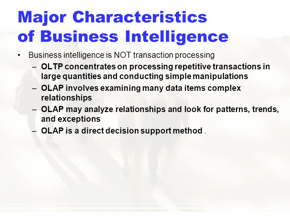 The Essentials Of Business Intelligence Ppt Download