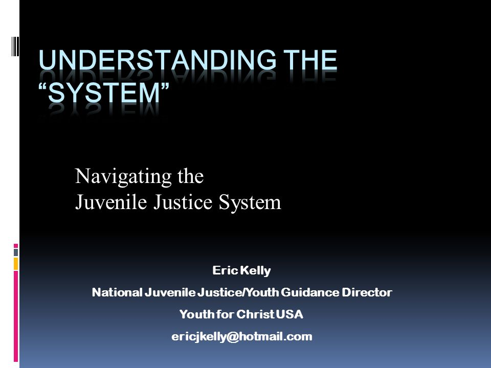 Understanding the System