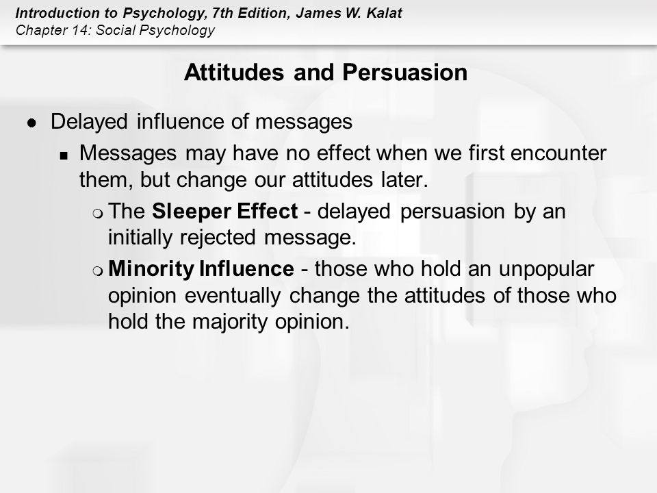 persuasion and attitude change essay Discuss the relationship between persuasion and attitude change persuasion is the use of appeals to reasons, values, beliefs, and emotions to convince a listener or reader to think or act in a particular way.
