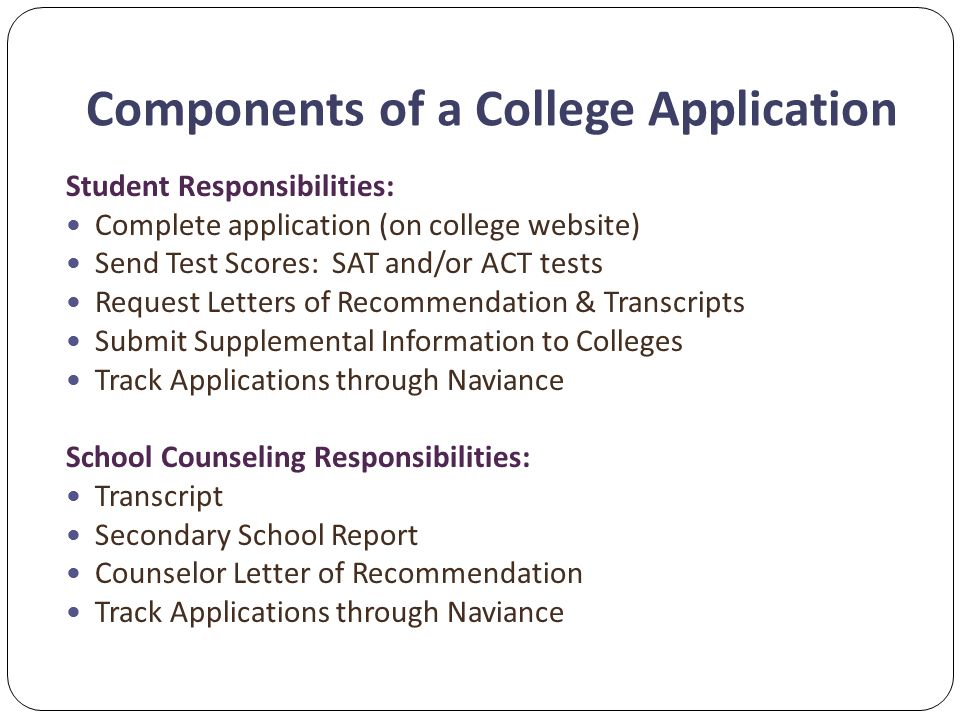 Letter Of Recommendation For School: Get Ready For College Applications!