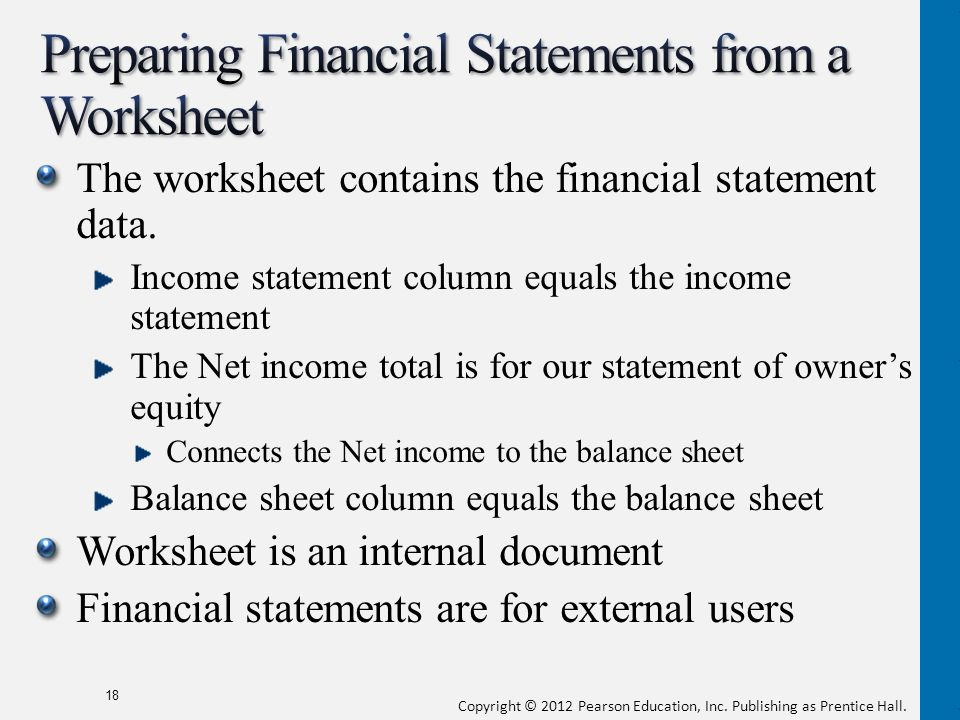 financial statement essay internal external Managing financial resources and decisions index introduction lo1 43 the financial statements interpretation using ratios and comparisons both internal and external closing.