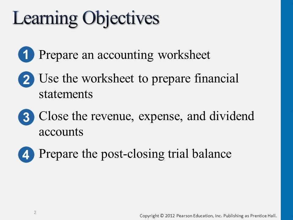 Completing the Accounting Cycle - ppt download