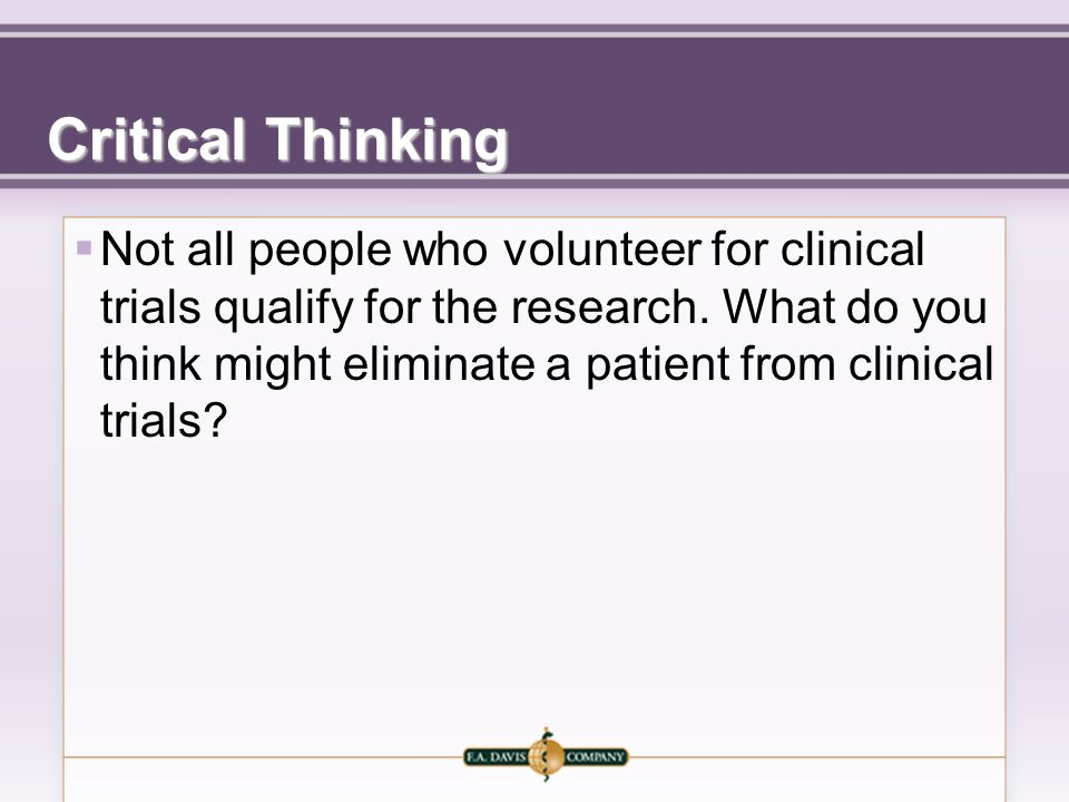 critical thinking strategies to improve clinical competence Critical thinking in clinical practice your observations on how critical thinking is used in clinical practice (provide examples) how you employ critical thinking strategies to improve clinical competence and your thoughts on the connections between critical thinking, scholarship, and practice.