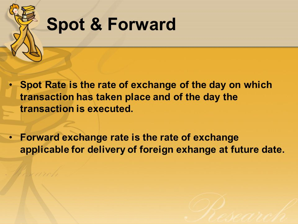 Forex value date convention