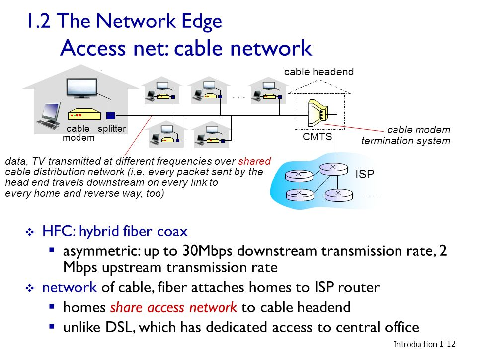 puter Networks and the Internet ppt