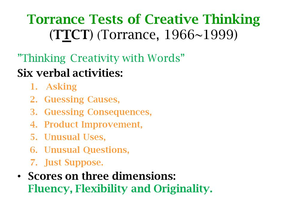 torrance test of creative thinking pdf