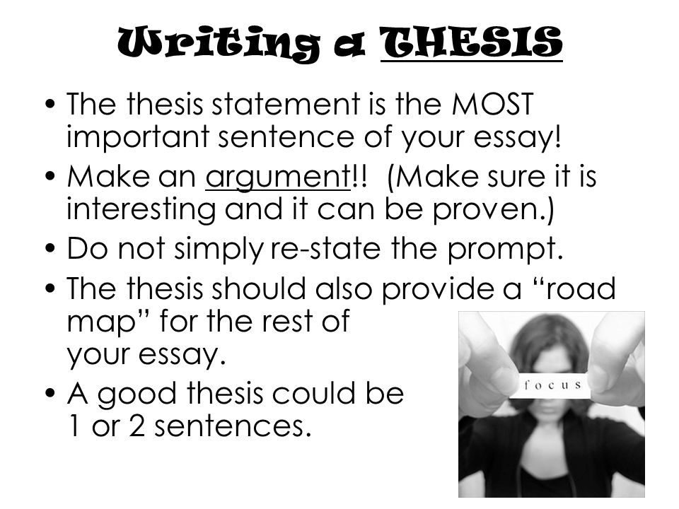 writing good thesis statement steps How to write a thesis statement academic writing can be by following the appropriate steps and examining the aspects of a good thesis statement, this step of.