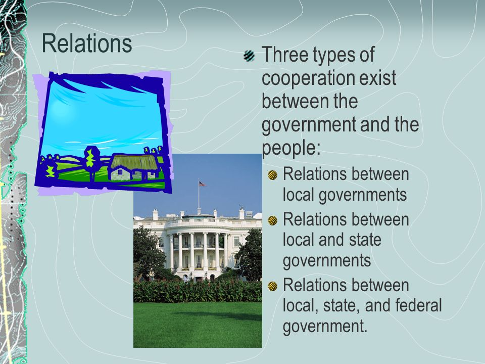 financial relationship between federal and state government