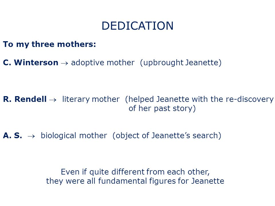 dedicate thesis my mother Dedication i dedicate this thesis to: my late mother, maria shalati my mother in-law, mary riekie my wife, mina elizabeth our children, molefe, rhulani, mina tinyiko.