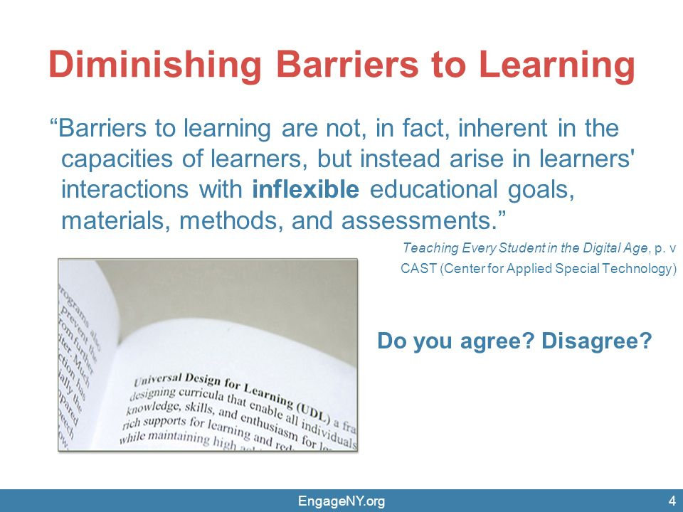 learning online barriers of adult