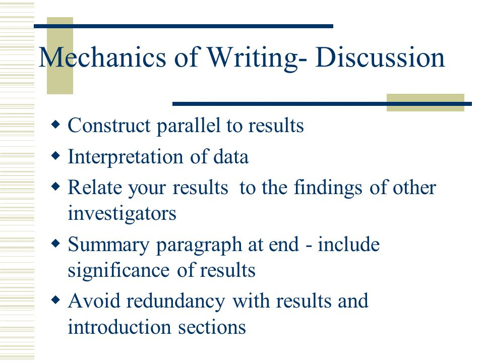 findings in a research paper Your findings represent the story you are going to tell in response to the research questions you have answered thus, you will want to organize that story in a way that makes sense to you and will make sense to your reader.