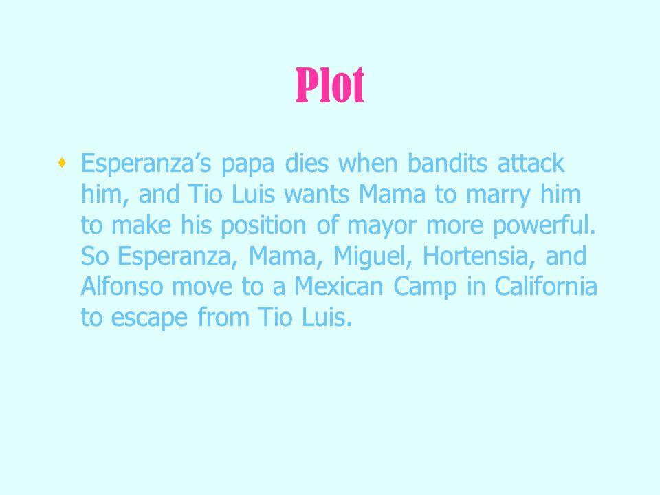 Esperanza Rising. - ppt download