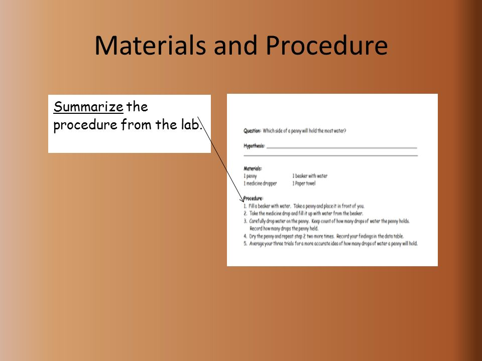 Writing a good lab report foldable ppt download 5 materials and procedure malvernweather Gallery