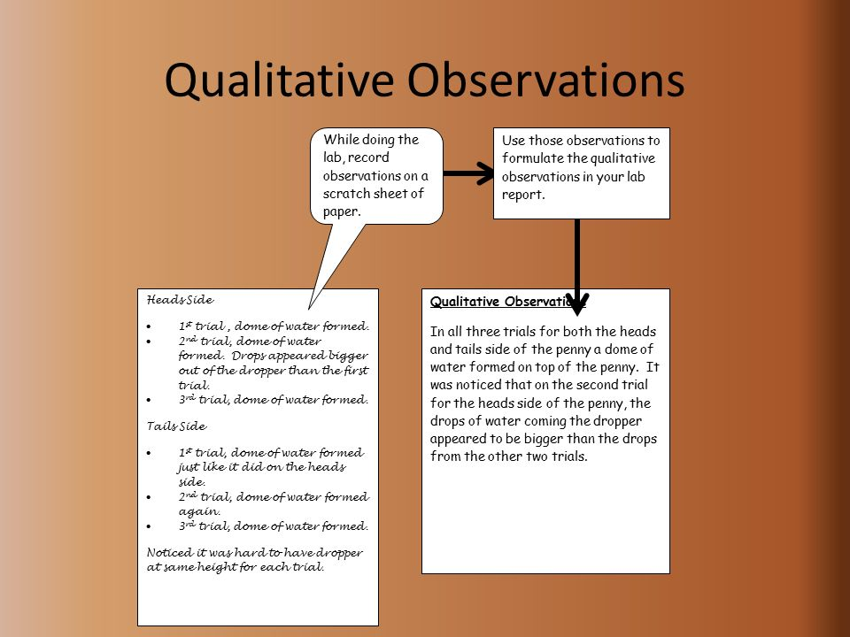 Writing a good lab report foldable ppt download 7 qualitative observations malvernweather Gallery