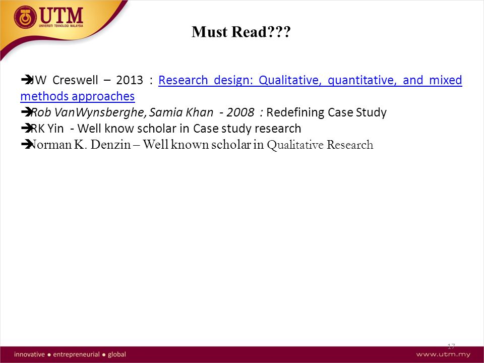 qualitative research methods jw creswell essay John w creswell department of family medicine, university of michigan john w creswell, phd, is a professor of family medicine and co-director of the michigan mixed methods research and scholarship program at the university of michigan.