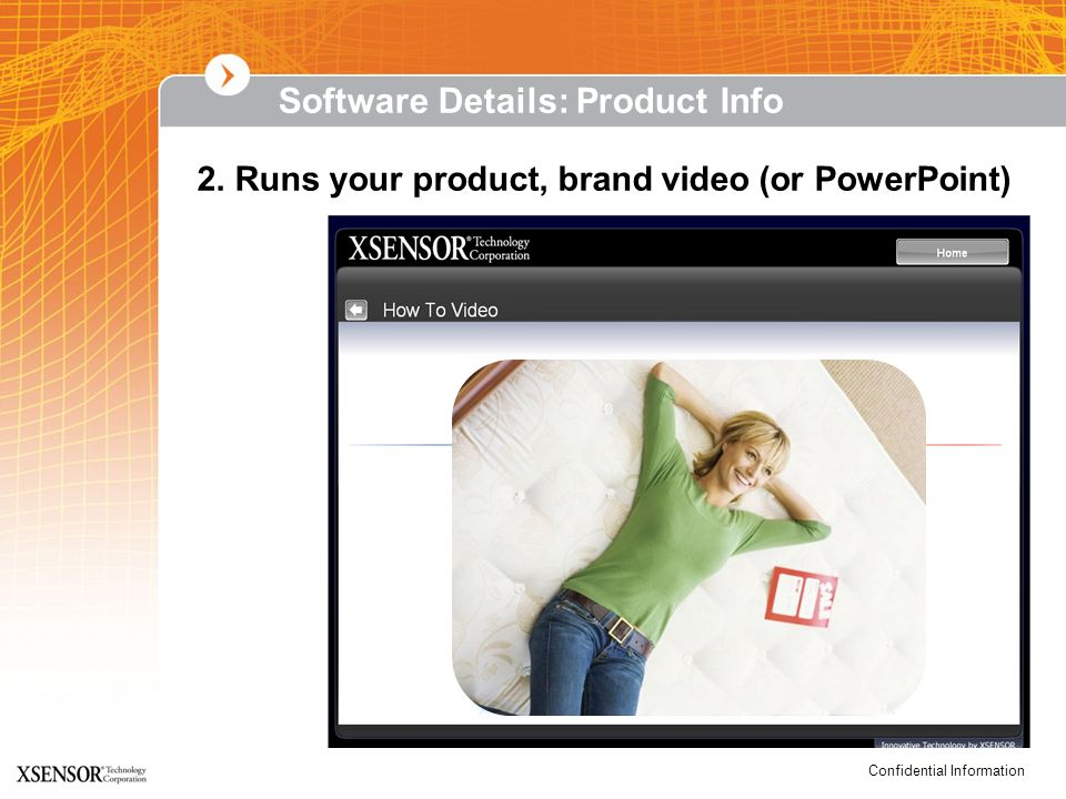 Software Details: Product Info