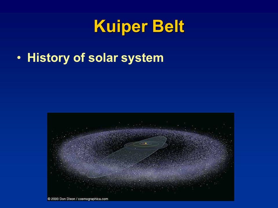 solar system asteroid kuiper belt - photo #44