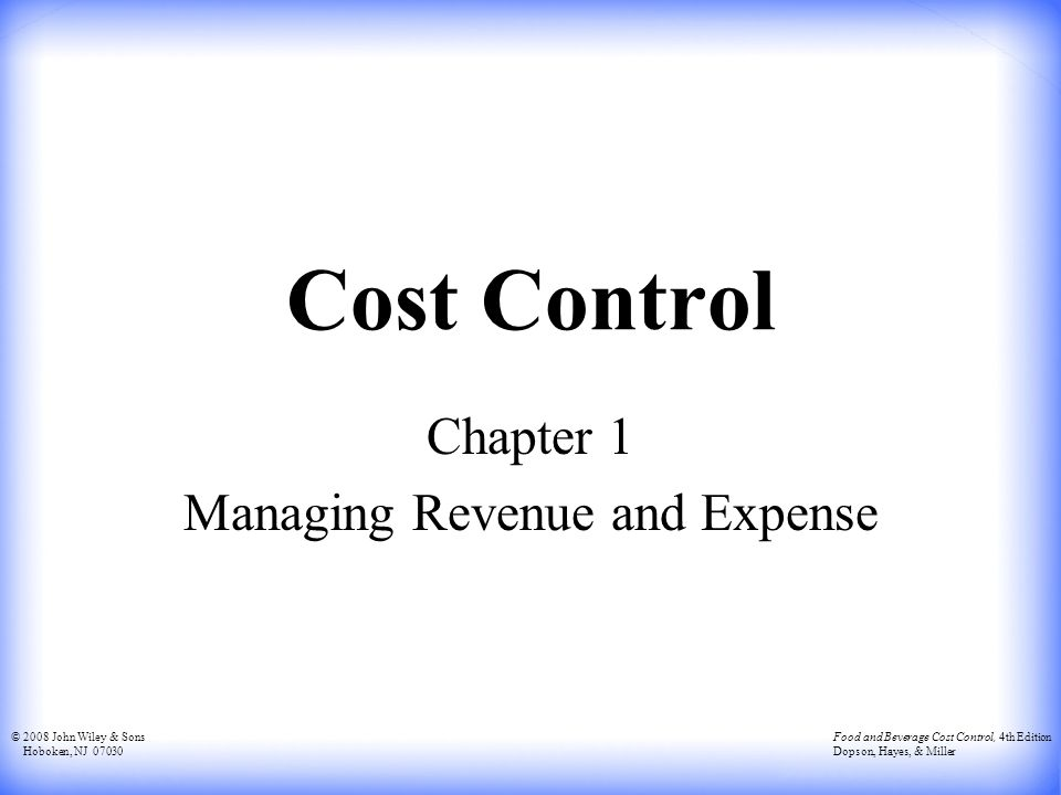 cist control