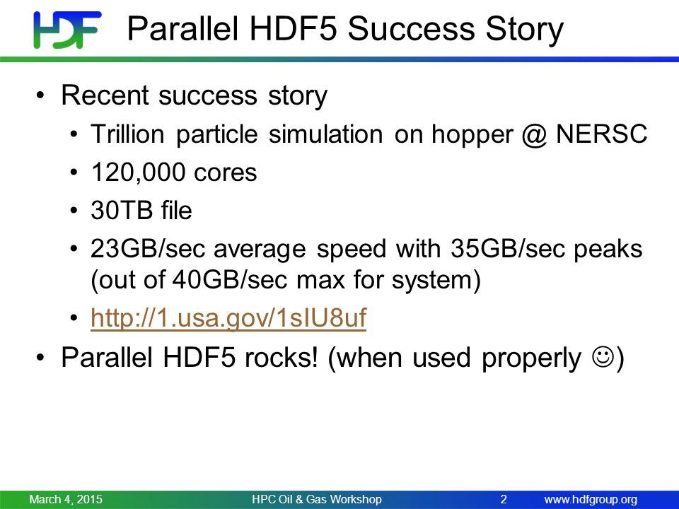universal parallelism for hpc essay Microsoft and intel jointly announced today a new initiative to fund two universal parallel programming research centers one will be housed at uc berkeley under the direction of david patterson, and the second will be housed at the university of illinois under the leadership of marc snir.