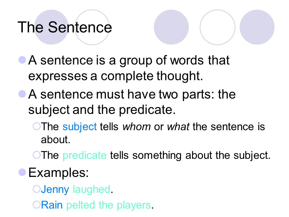 Parts of speech review ppt video online download for Sentence of floor