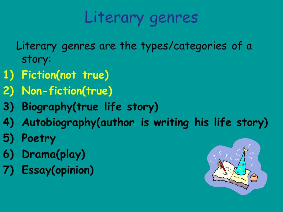 characteristics of the essay genre An essay is a composition that defends a position or opinion, also called a thesis, that has been put forth by the author not only should an essay demonstrate your overall knowledge of the broader subject, but it should demonstrate your insight into particular aspects of that subject.