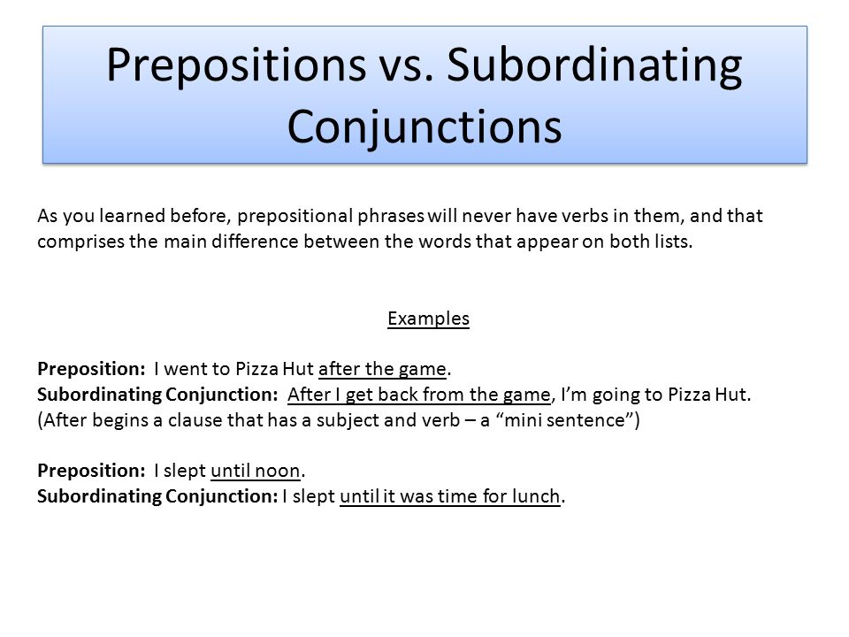 when and how to start a sentence with a preposition