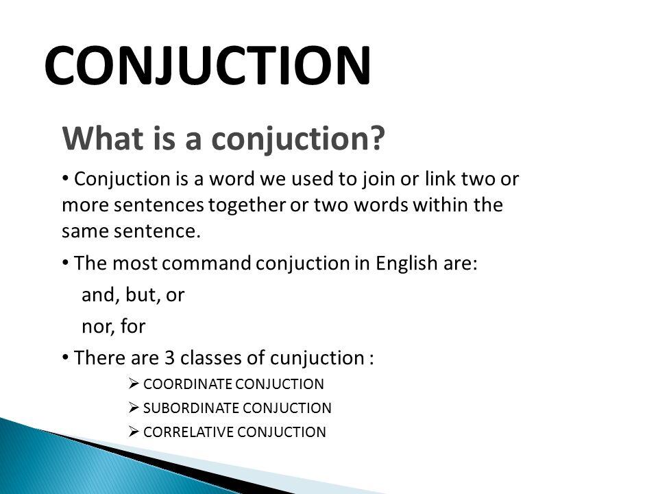 articles  u0026 conjunctions