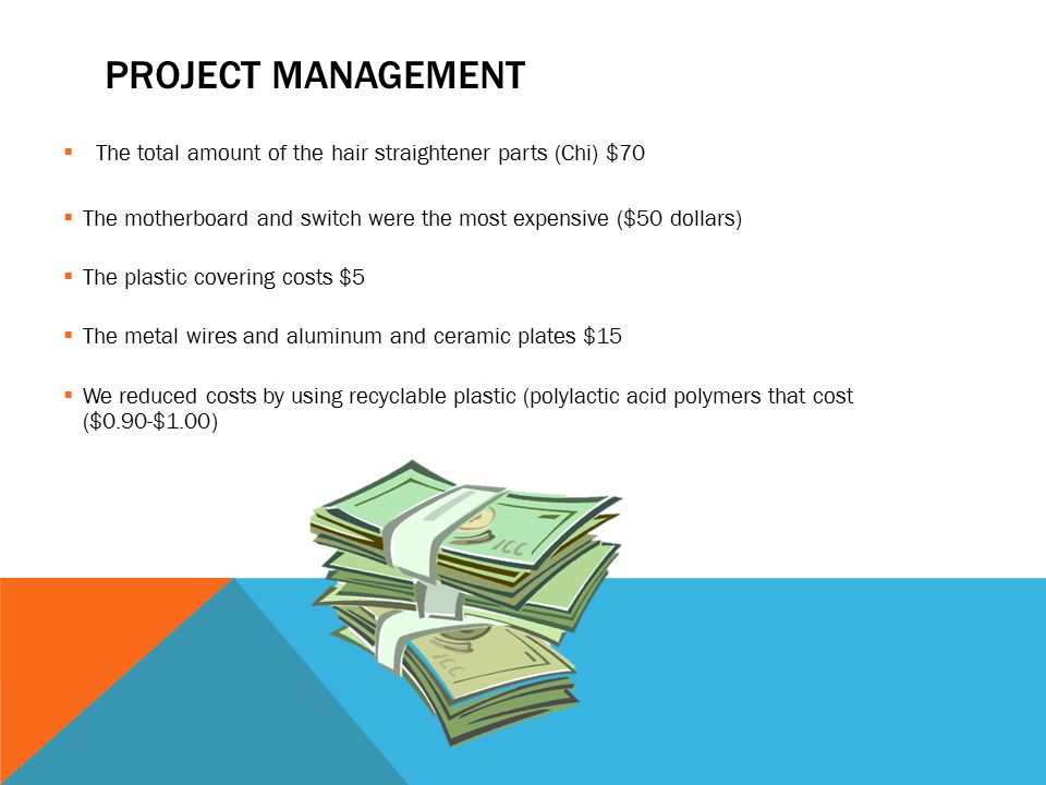 Project+management+The+total+amount+of+the+hair+straightener+parts+%28Chi%29+%2470.+The+motherboard+and+switch+were+the+most+expensive+%28%2450+dollars%29 hair straightener redesign ppt download Chi Hair Straightener Official Website at bayanpartner.co