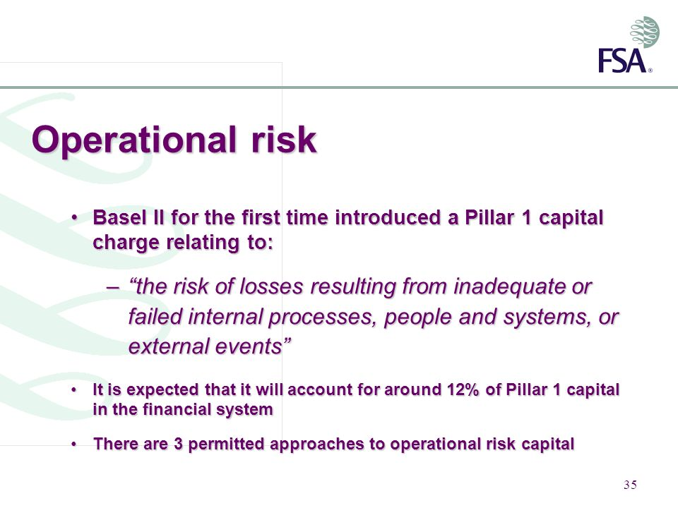 Basel Ii Eu Capital Requirements Directive The Uk